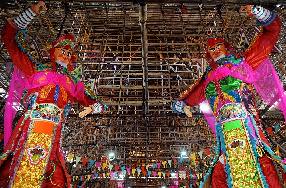 The 33rd Kam Tin 10 Year Festival Amp Rituals 2015 87