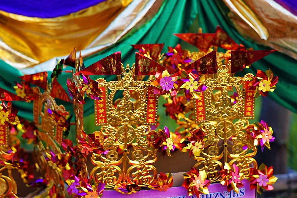The 33rd Kam Tin 10 Year Festival Amp Rituals 2015 89