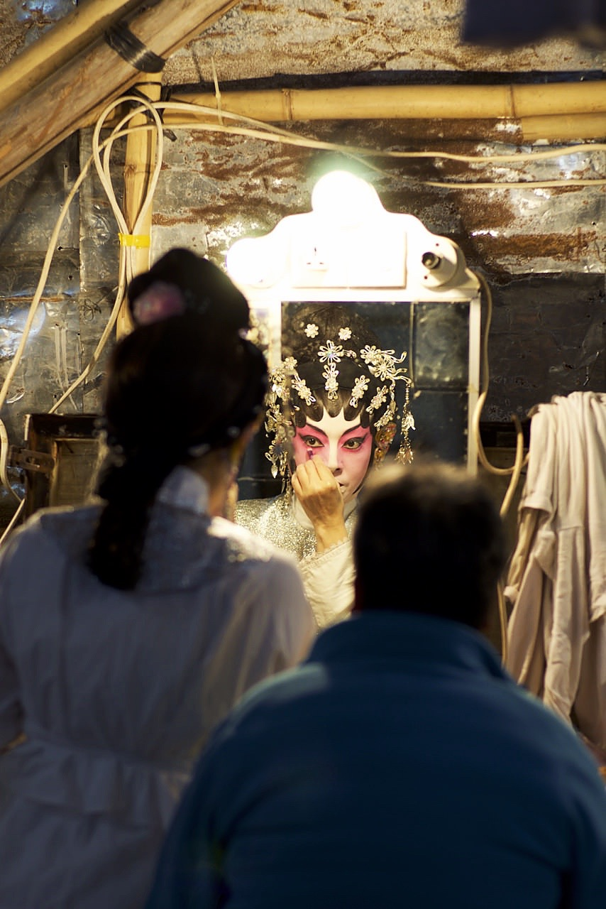2015 Chinese Opera Front Amp Backstage The 33rd Kam Tin 10 Year Festival 002