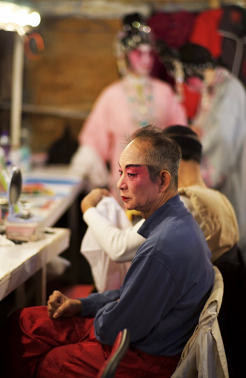 2015 Chinese Opera Front Amp Backstage The 33rd Kam Tin 10 Year Festival 005