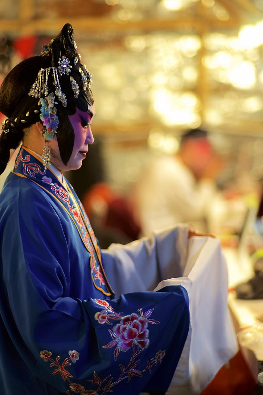 2015 Chinese Opera Front Amp Backstage The 33rd Kam Tin 10 Year Festival 006