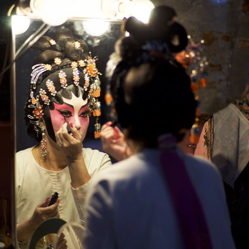 2015 Chinese Opera Front Amp Backstage The 33rd Kam Tin 10 Year Festival 011