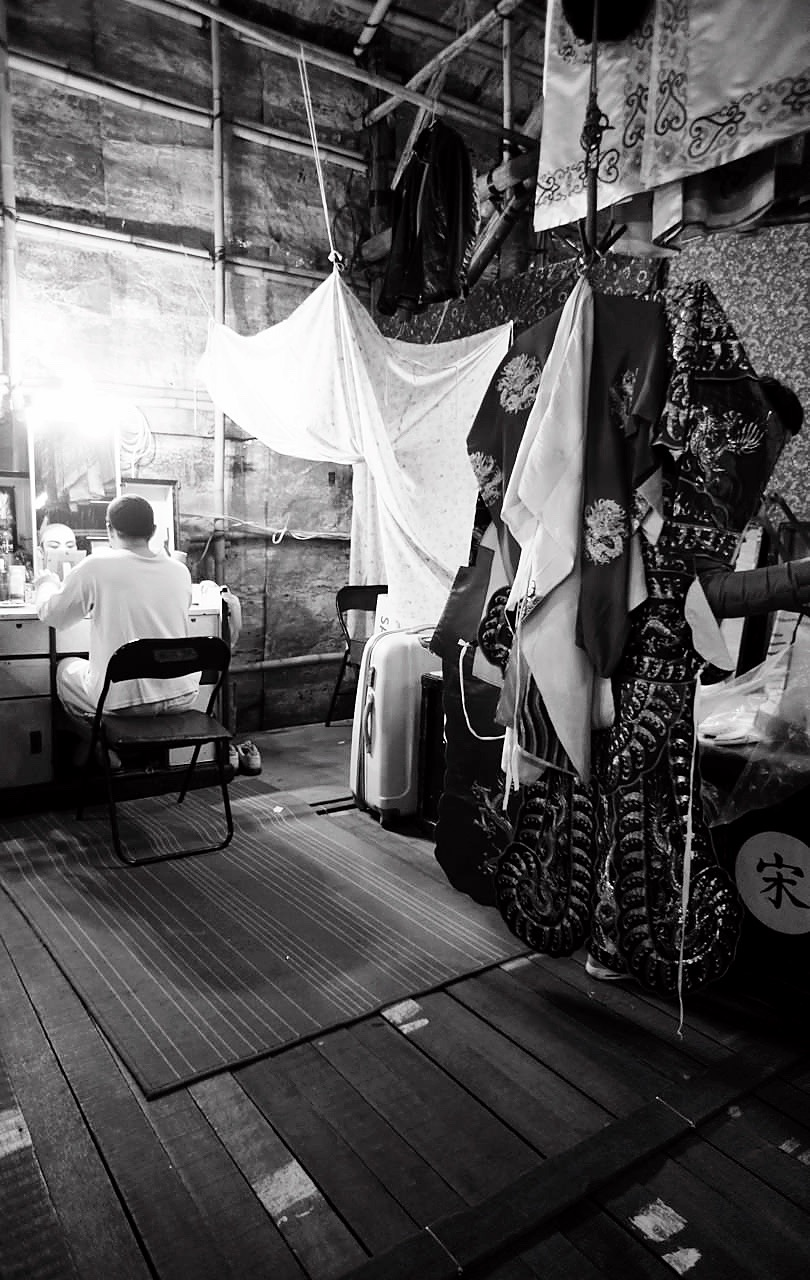 2015 Chinese Opera Front Amp Backstage The 33rd Kam Tin 10 Year Festival 022