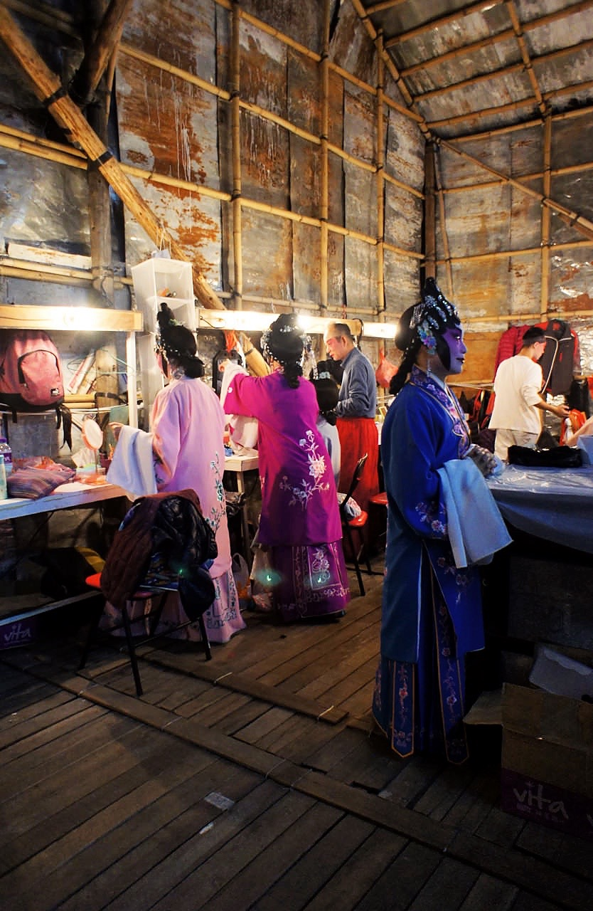 2015 Chinese Opera Front Amp Backstage The 33rd Kam Tin 10 Year Festival 027