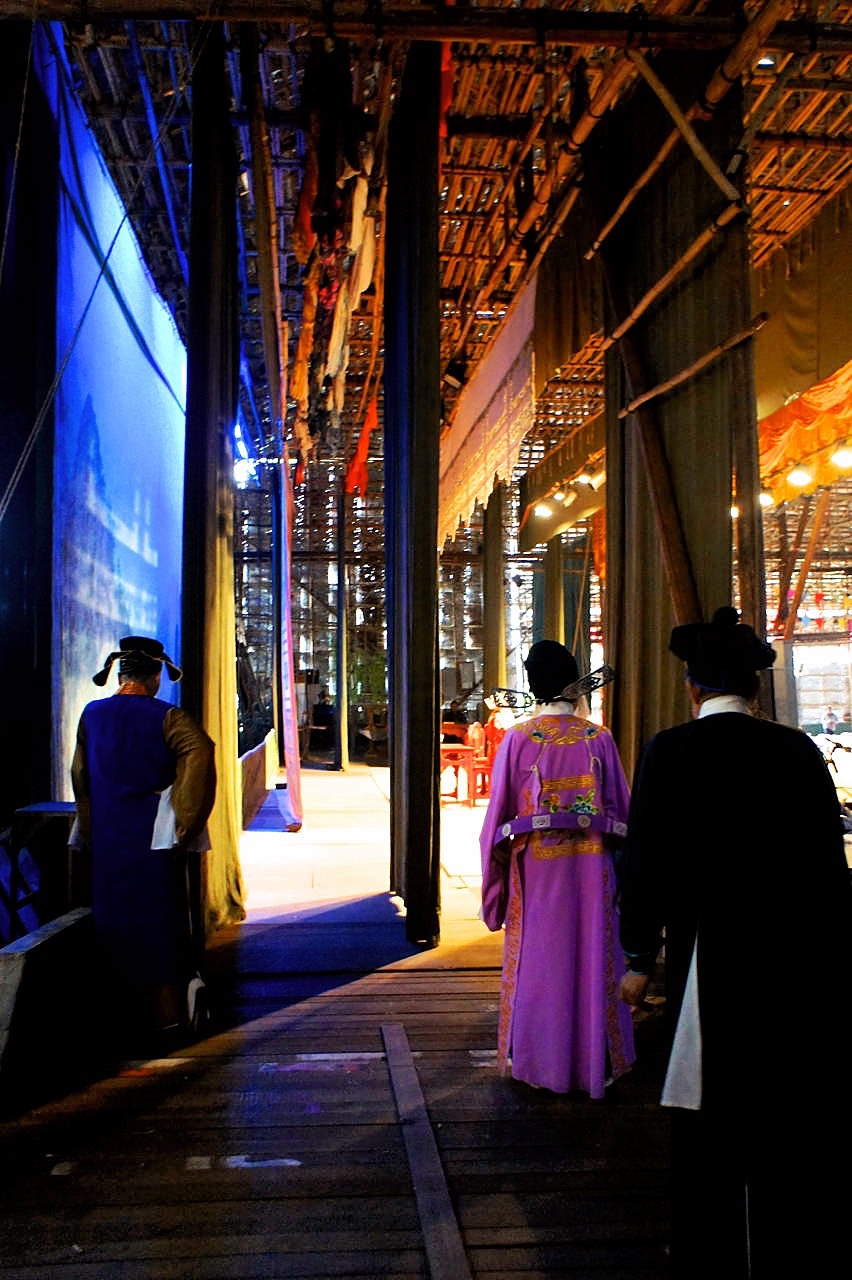 2015 Chinese Opera Front Amp Backstage The 33rd Kam Tin 10 Year Festival 038
