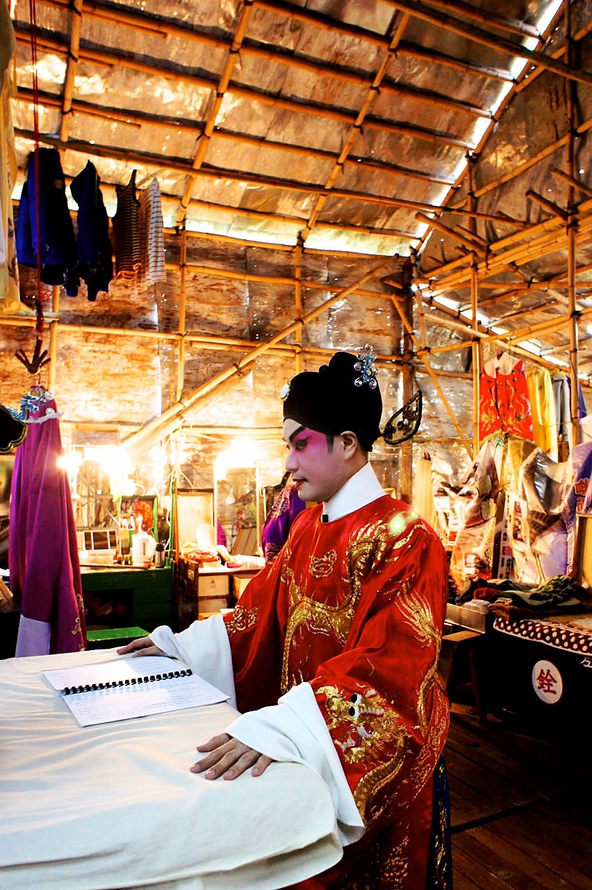 2015 Chinese Opera Front Amp Backstage The 33rd Kam Tin 10 Year Festival 040