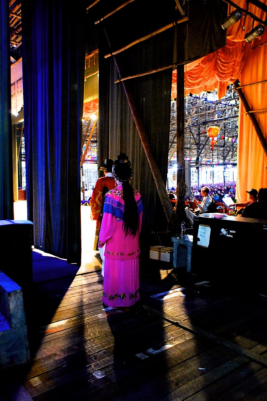 2015 Chinese Opera Front Amp Backstage The 33rd Kam Tin 10 Year Festival 042