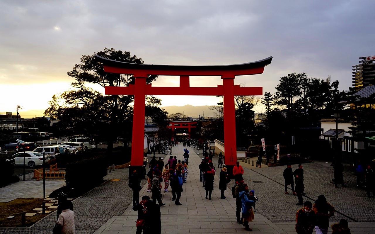 A Walk In Early 2017 Japan Kansai Area 058