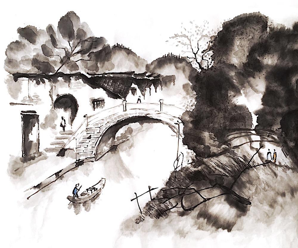 Jingliu Chinese Painting 2016 02