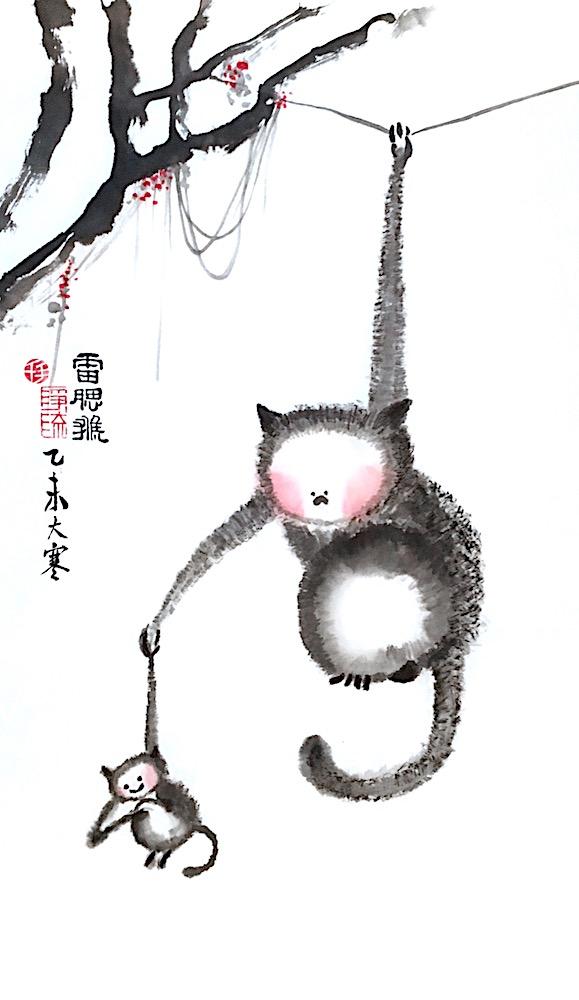 Jingliu Chinese Painting 2016 07