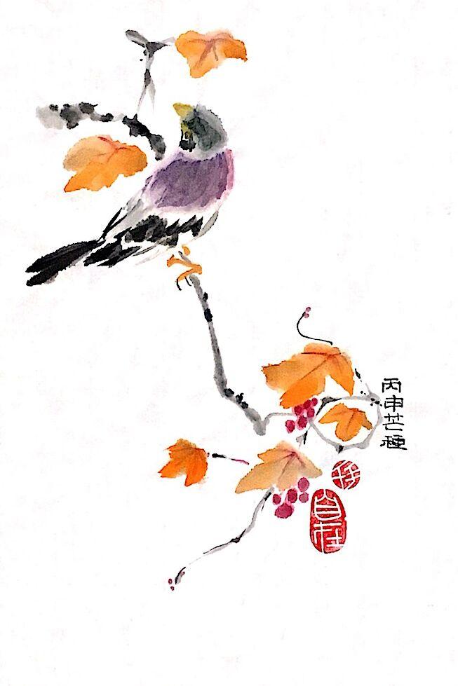 Jingliu Chinese Painting 2016 12
