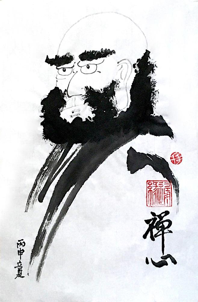 Jingliu Chinese Painting 2016 17