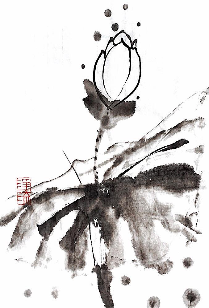 Jingliu Chinese Painting 2017 02