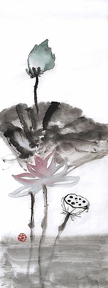Jingliu Chinese Painting 2017 03