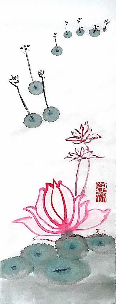 Jingliu Chinese Painting 2017 04
