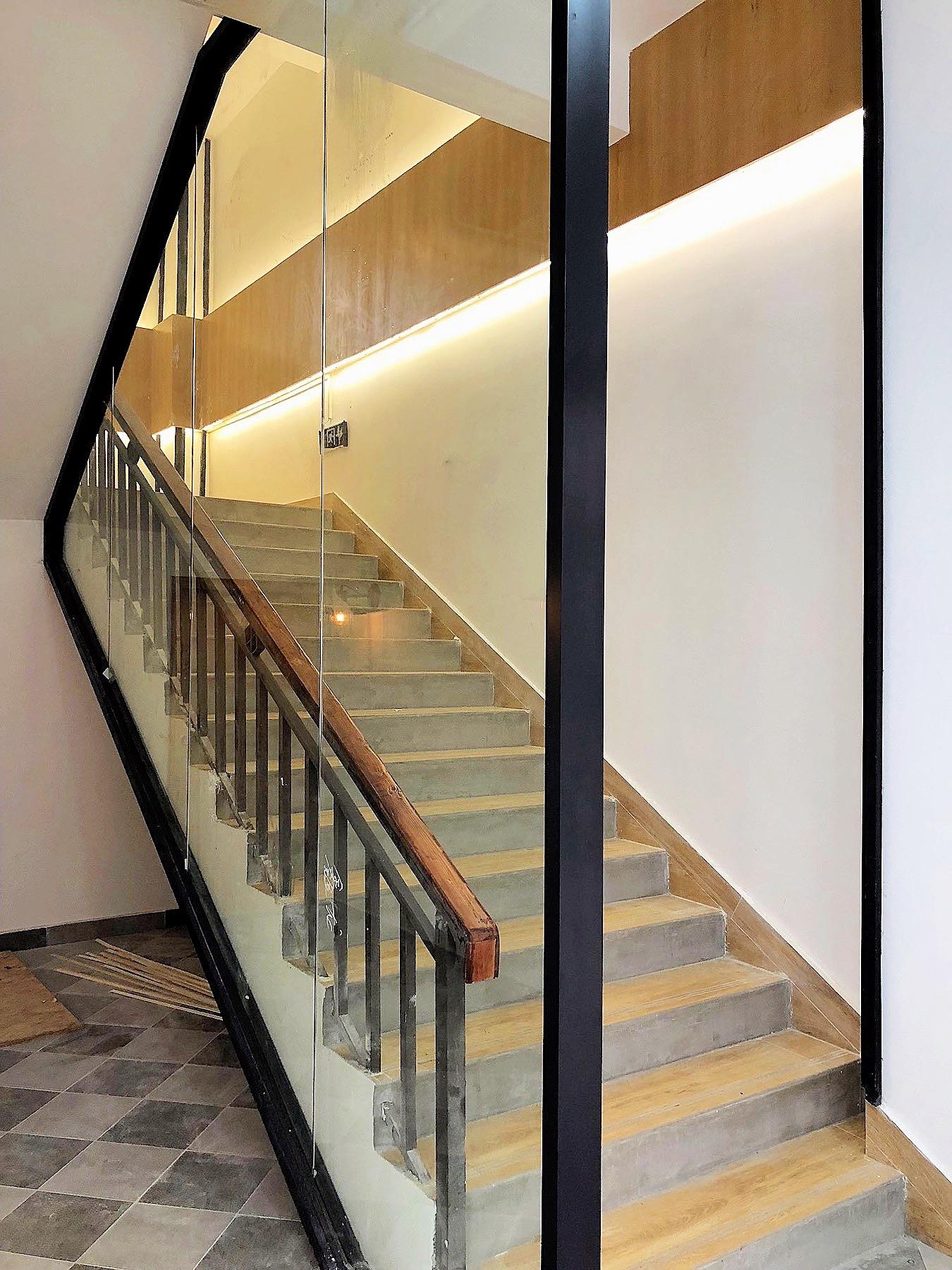 Grandway Office Renovation 2018 2nd Floor Boss Room Corridor 001