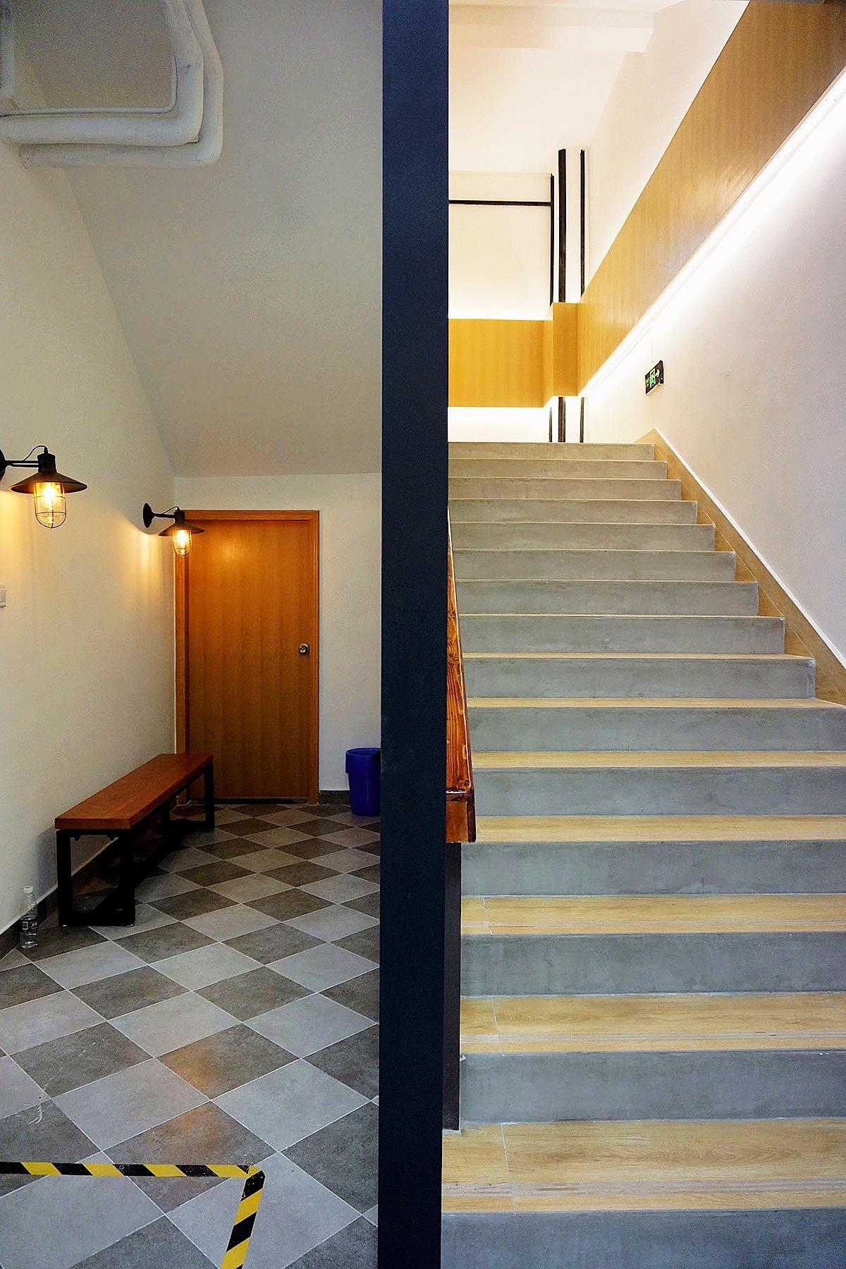 Grandway Office Renovation 2018 2nd Floor Boss Room Corridor 007