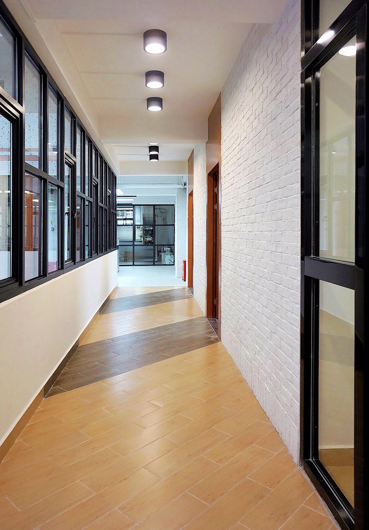 Grandway Office Renovation 2018 2nd Floor Boss Room Corridor 009