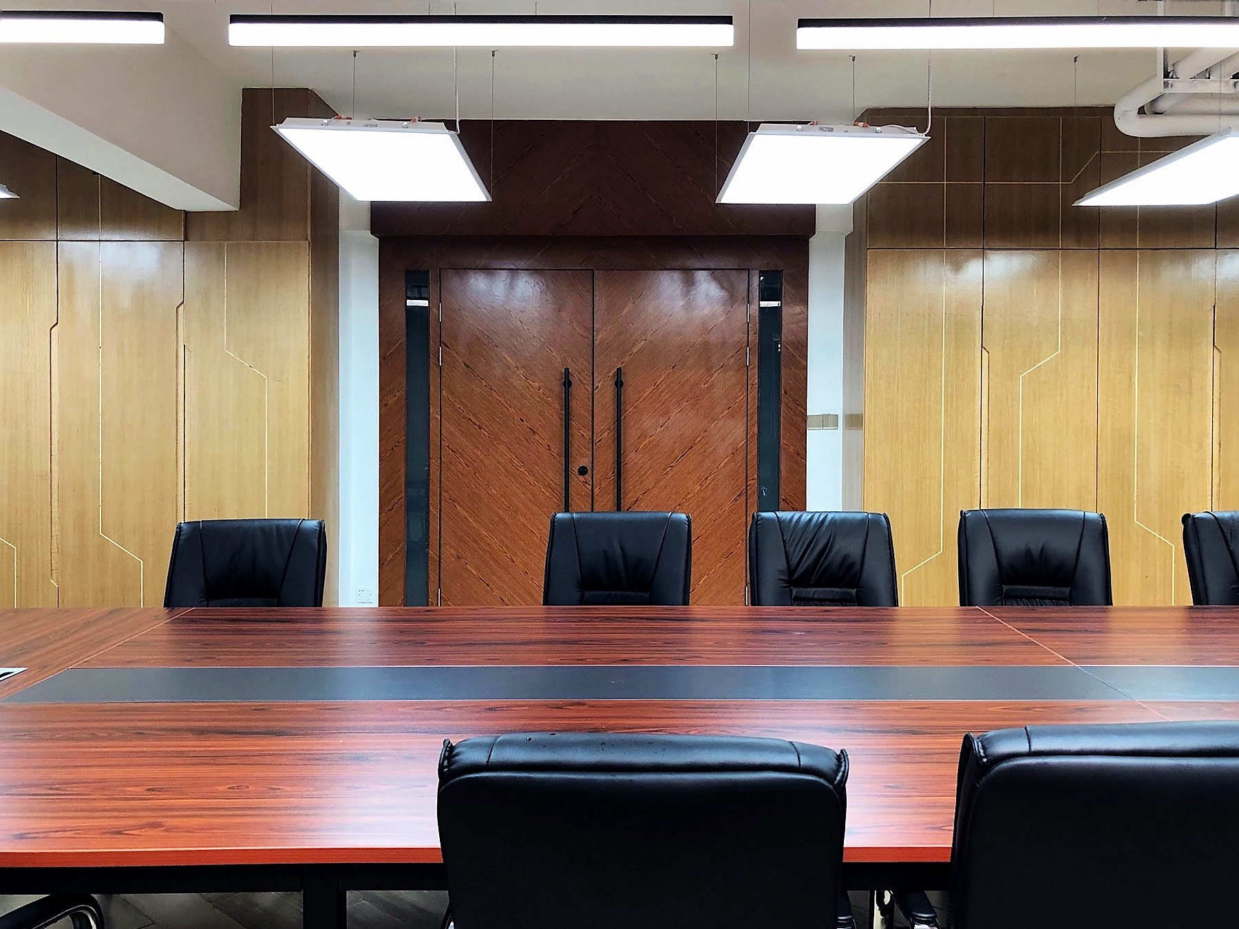 Grandway Office Renovation 2018 Main Conference Room 004