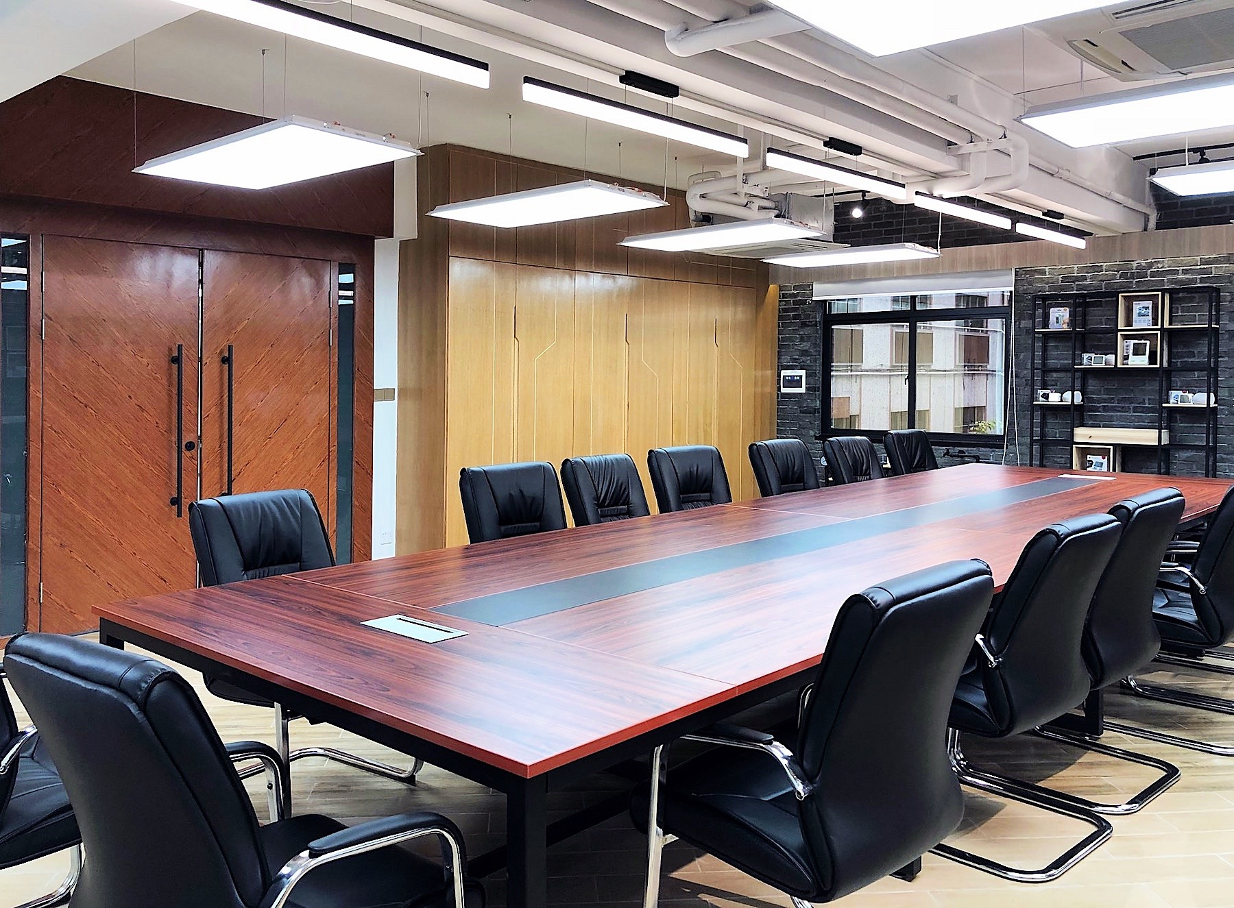 Grandway Office Renovation 2018 Main Conference Room 005