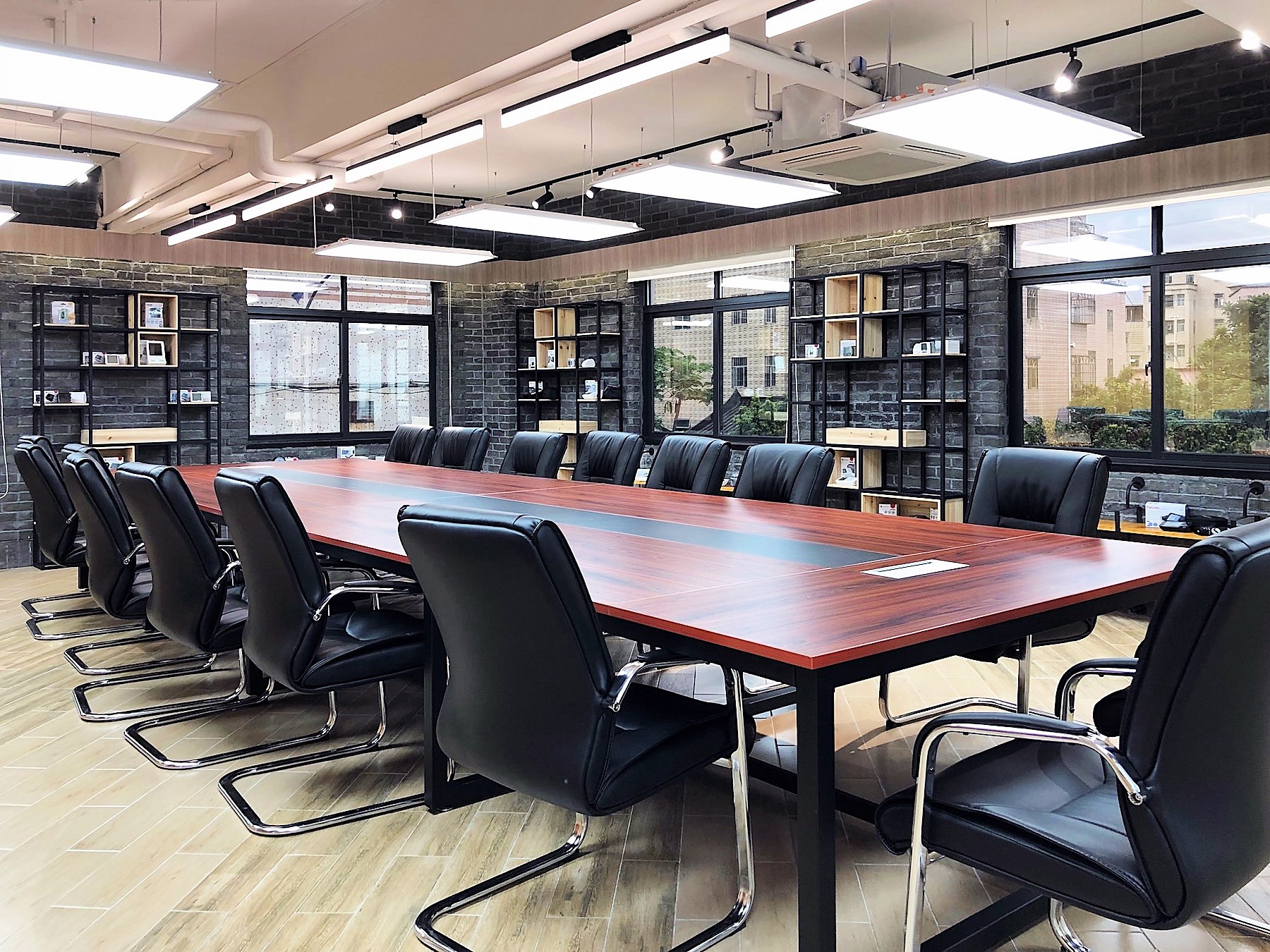 Grandway Office Renovation 2018 Main Conference Room 006