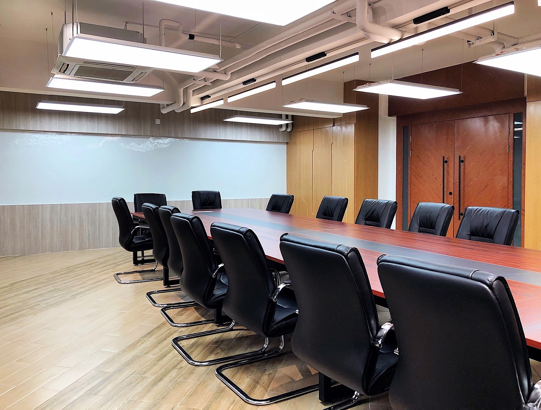 Grandway Office Renovation 2018 Main Conference Room 008