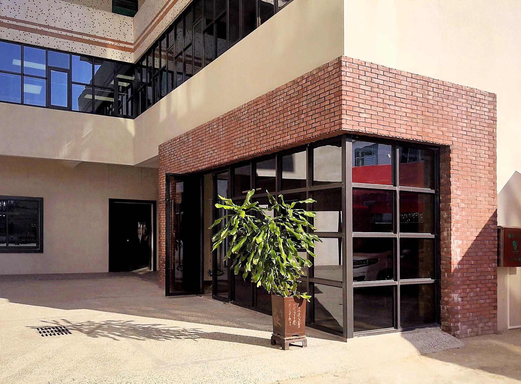 Grandway Office Renovation 2018 Main Entrance 004