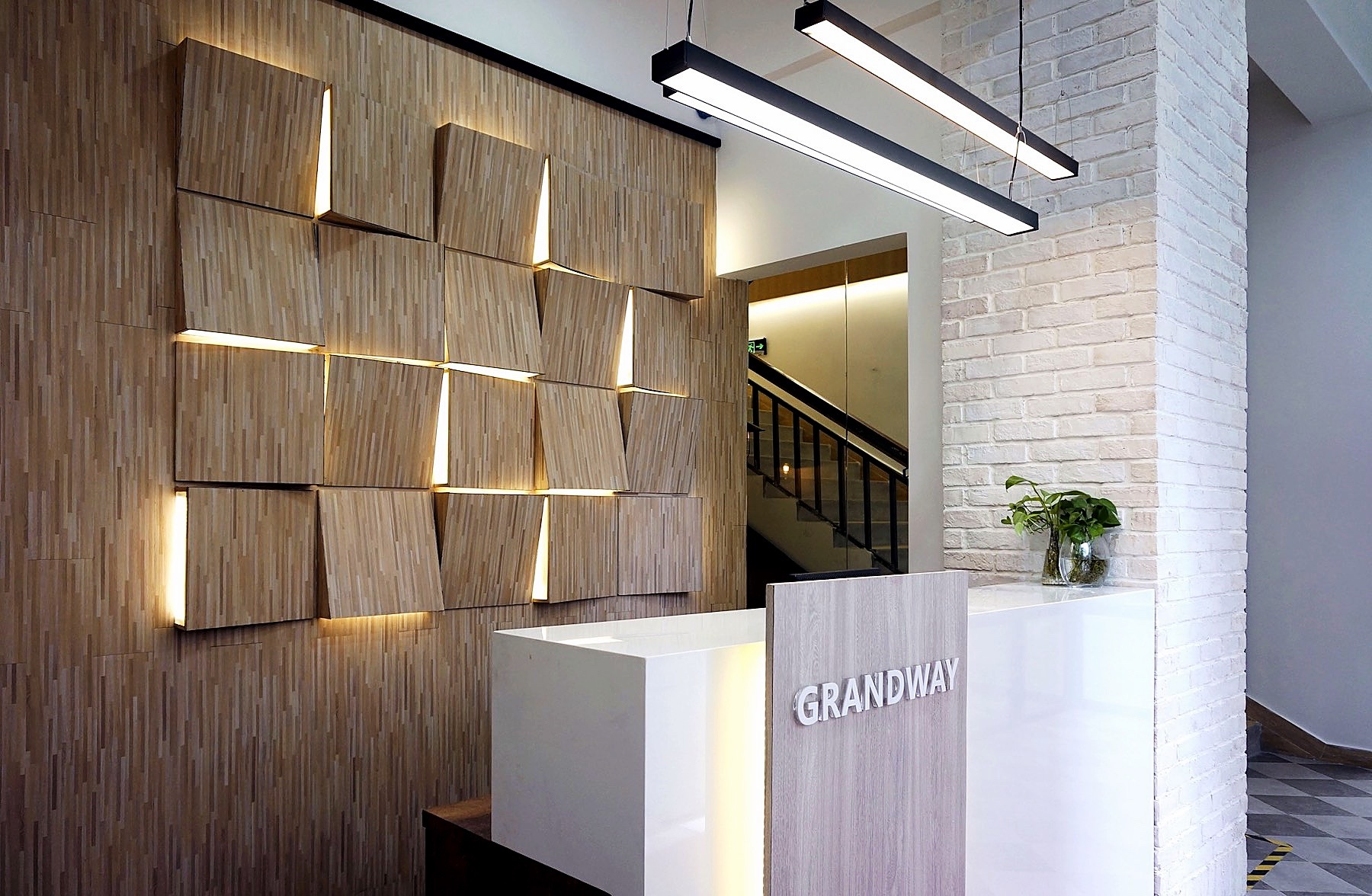 Grandway Office Renovation 2018 Reception 005