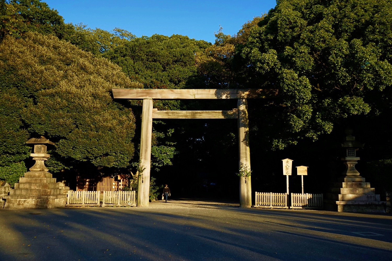 A Walk In Late 2017 Japan Chubu Nara Area 03