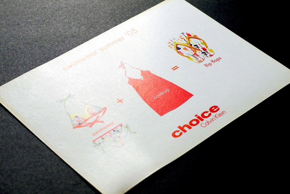 Choice By Calvin Klein Dm 02