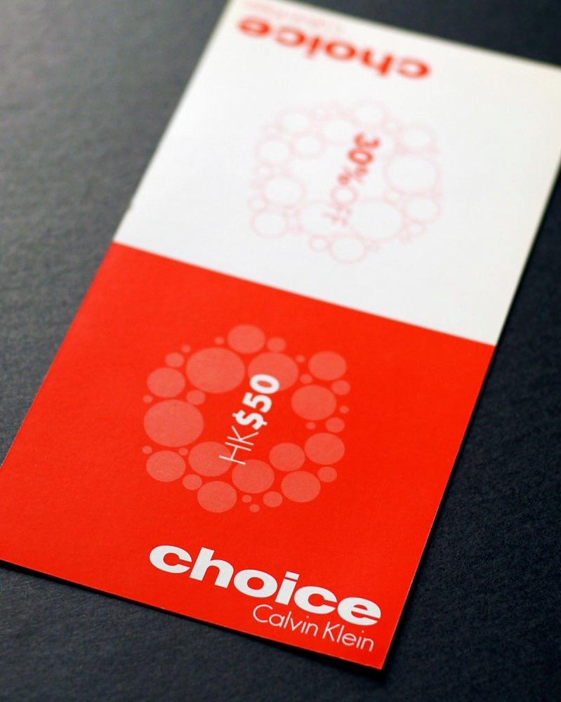 Choice By Calvin Klein Dm 05