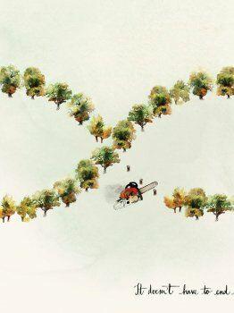 9191 Earth Day Canada Tree