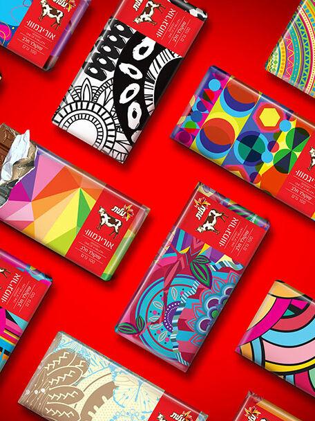 Para Chocolate Origami 01