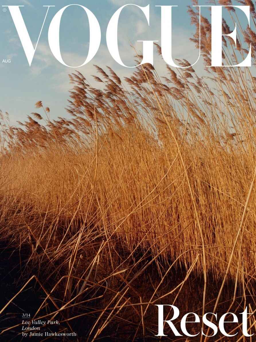 As A Forever Source Of Beauty British Vogue 05