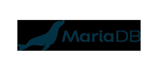 Tech Logo Color 0006 Https Mariadb Com Wp Content Uploads 2019 11 Mariadb Horizontal Blue