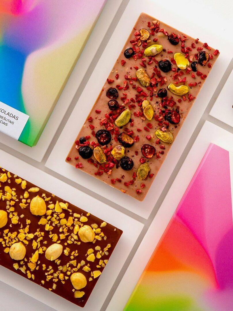 Laroche Chocolate Packaging By Martin Naumann 09