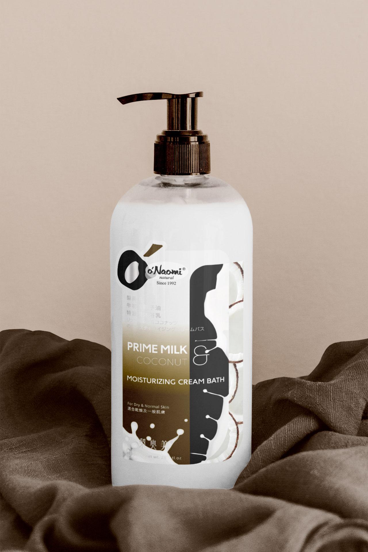 Onaomi Natural Series D Version Bath Styles C Mockup B