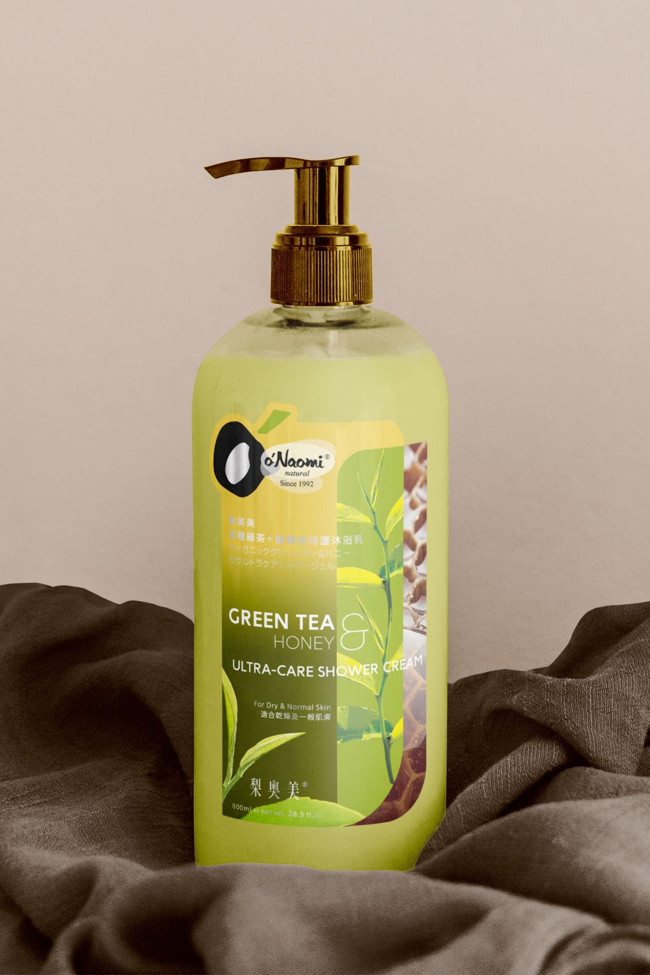 Onaomi Natural Series D Version Bath Styles C Mockup C