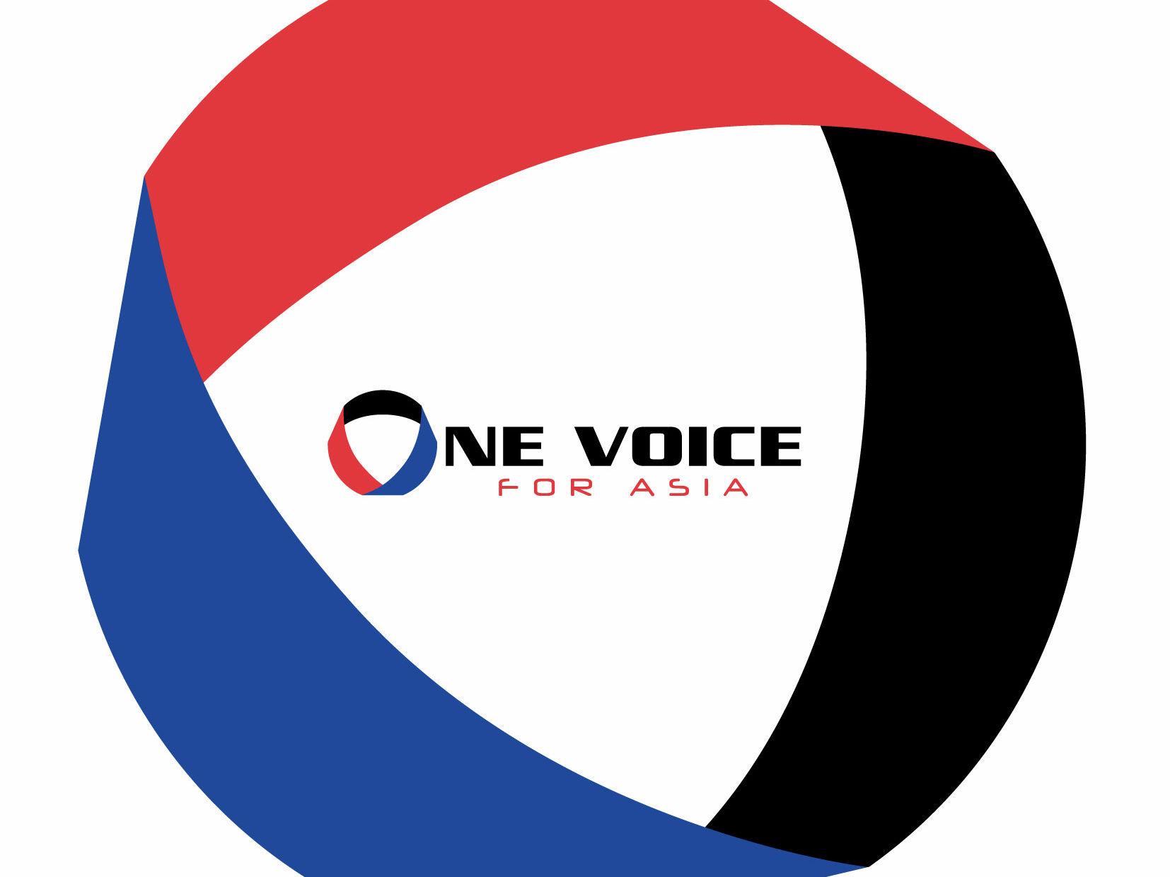 Onevoiceasia Combined Logo 01
