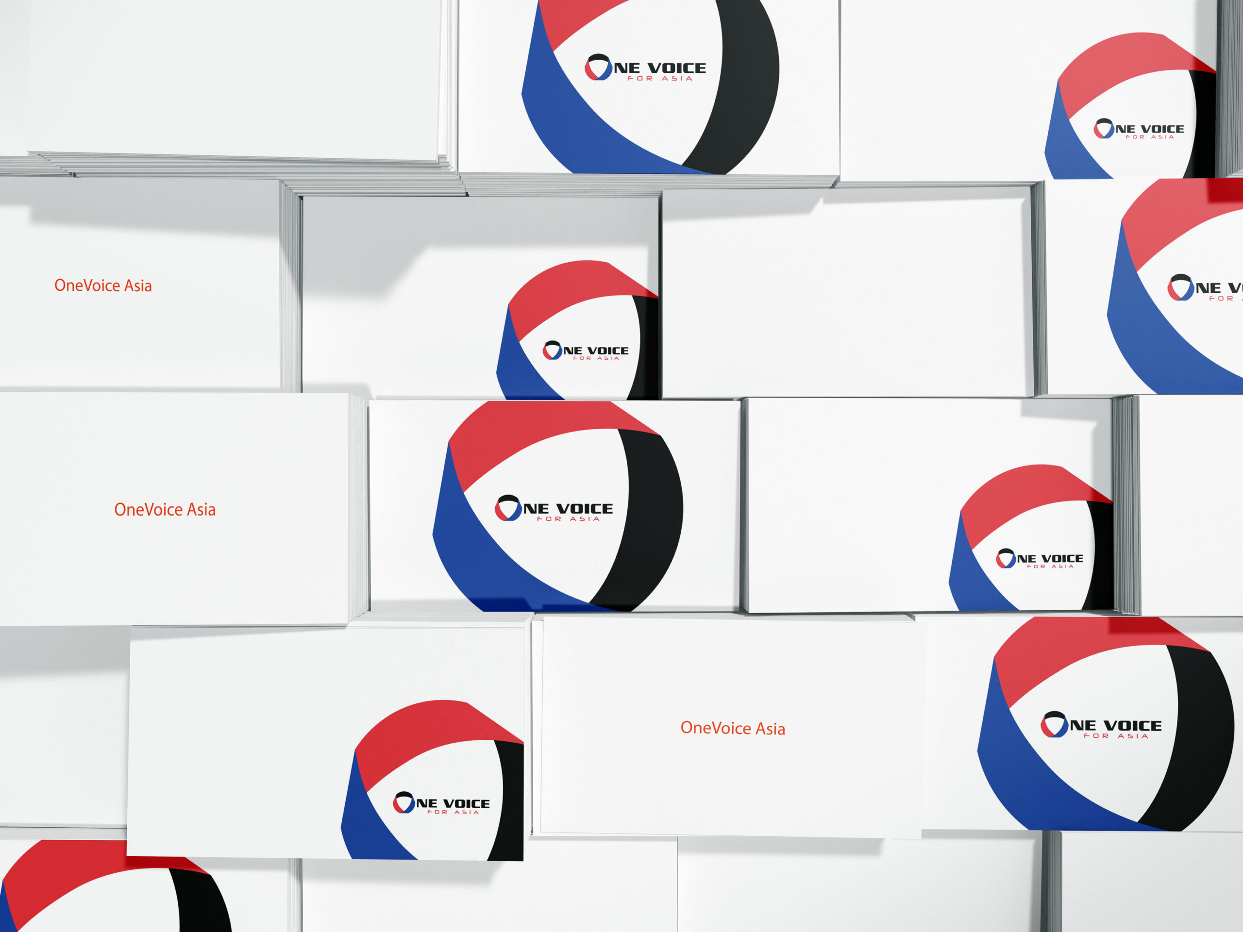 Onevoiceasia Free Business Card Mockups