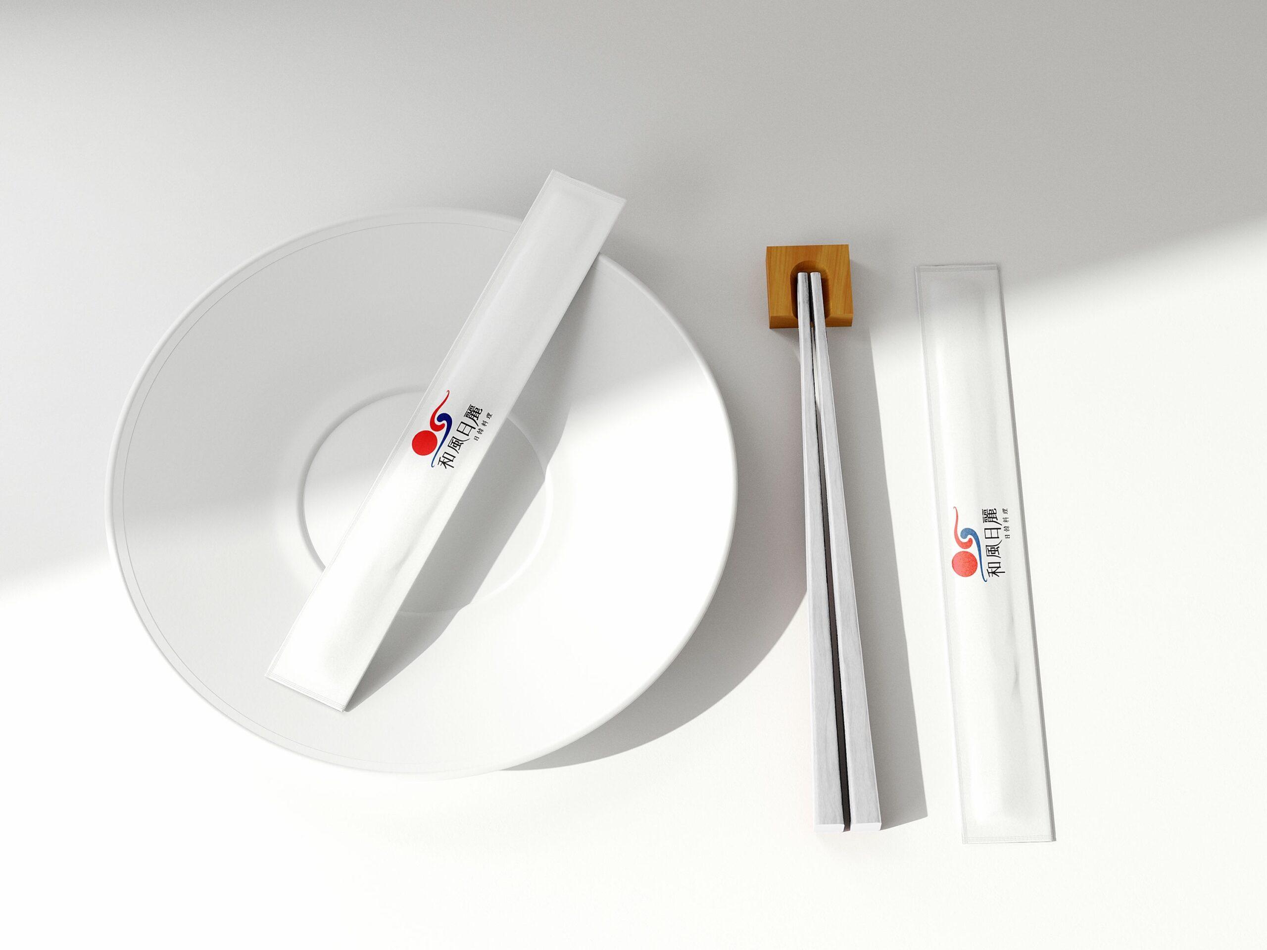 Sunnyshine Free Chopsticks Mockup Perfectlyclear