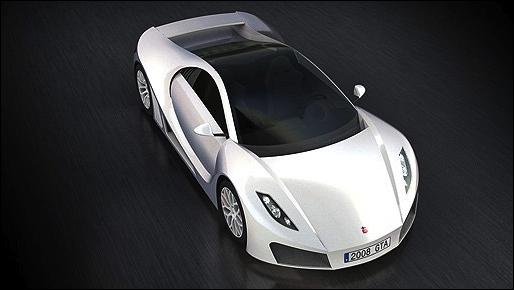 gta concept supercar