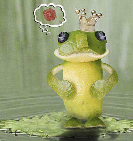 Lemon Frog