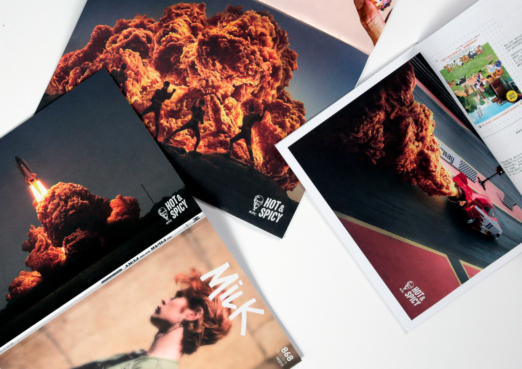 KFC-Hot-Spicy-Campaign-by-Ogilvy-Daily-design-inspiration-for-creatives-Inspiration-Grid-24