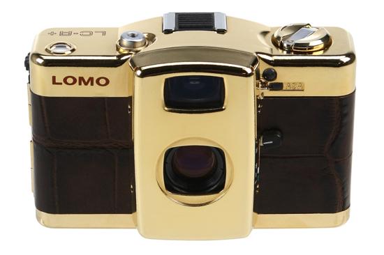 LOMO LC-A Gold
