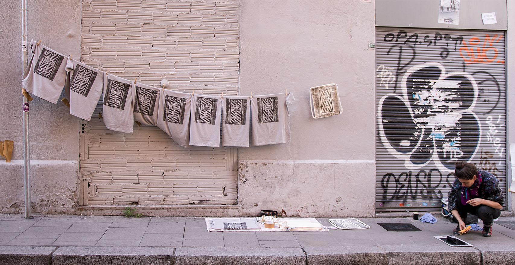 raubdruckerin_Street_Printing_Gracia_barcelona