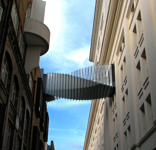 The Bridge of Aspiration (Covent Garden, London, UK)