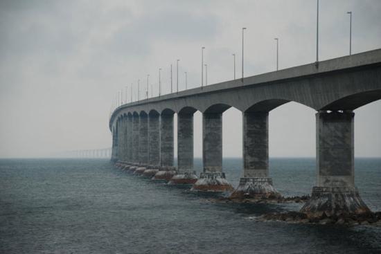 Confederation Bridge (New Brunswick, Canada)