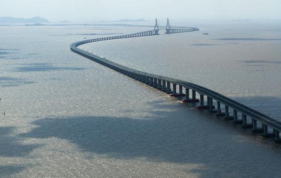 Donghai Bridge (Shanghai, China)